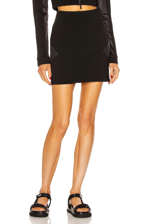Image 1 of Moncler Mini Skirt in Black