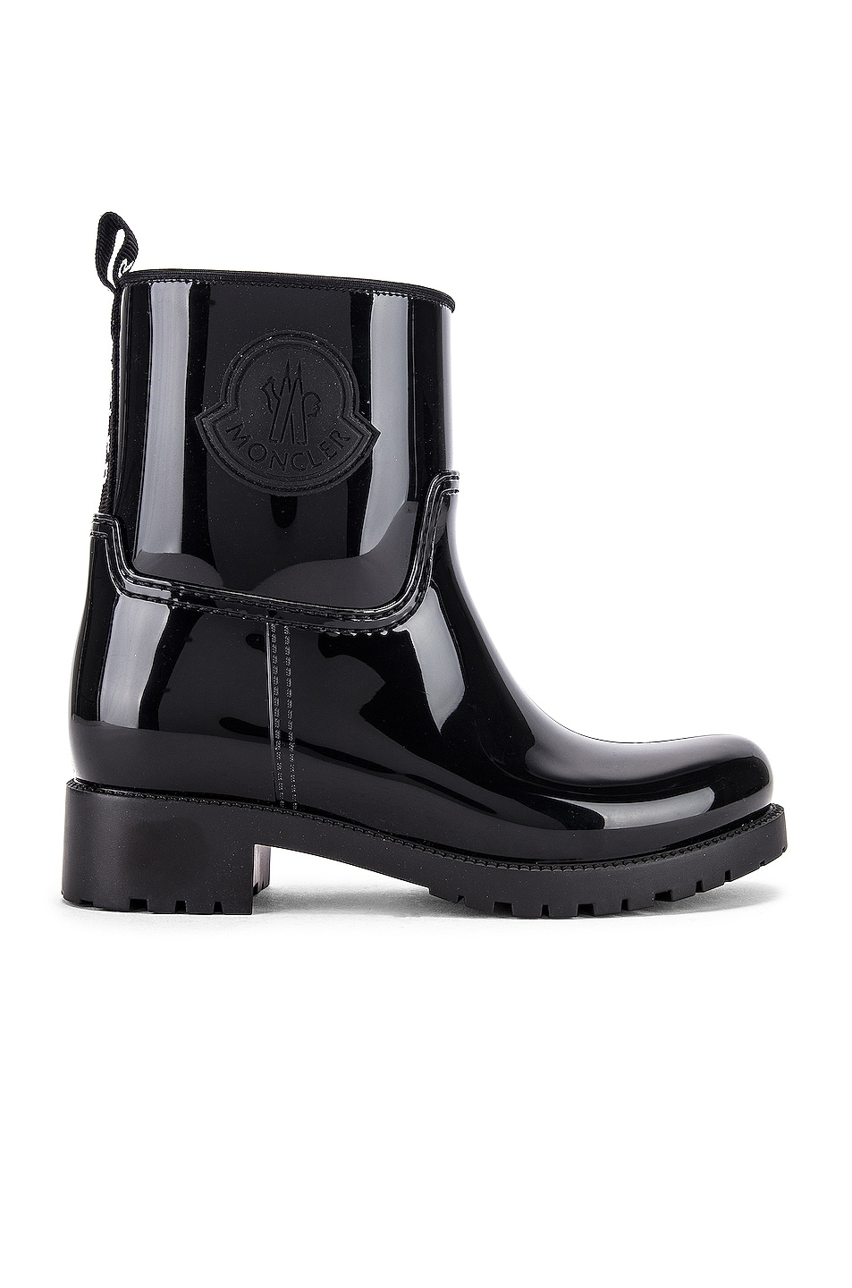 Image 1 of Moncler Ginette Stivale Boot in Black