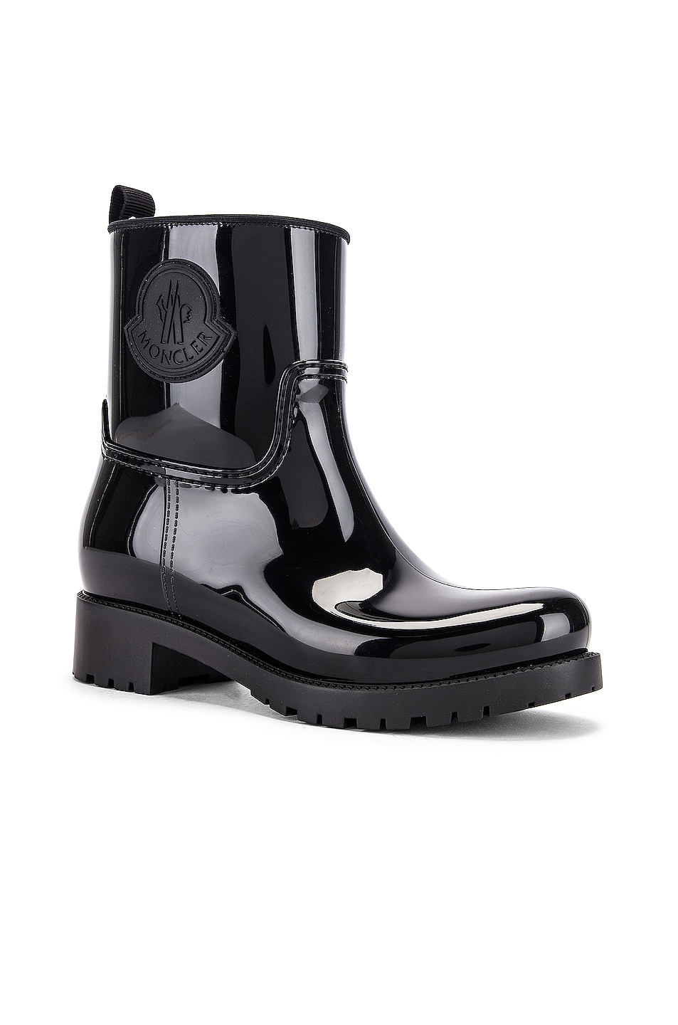 Image 2 of Moncler Ginette Stivale Boot in Black