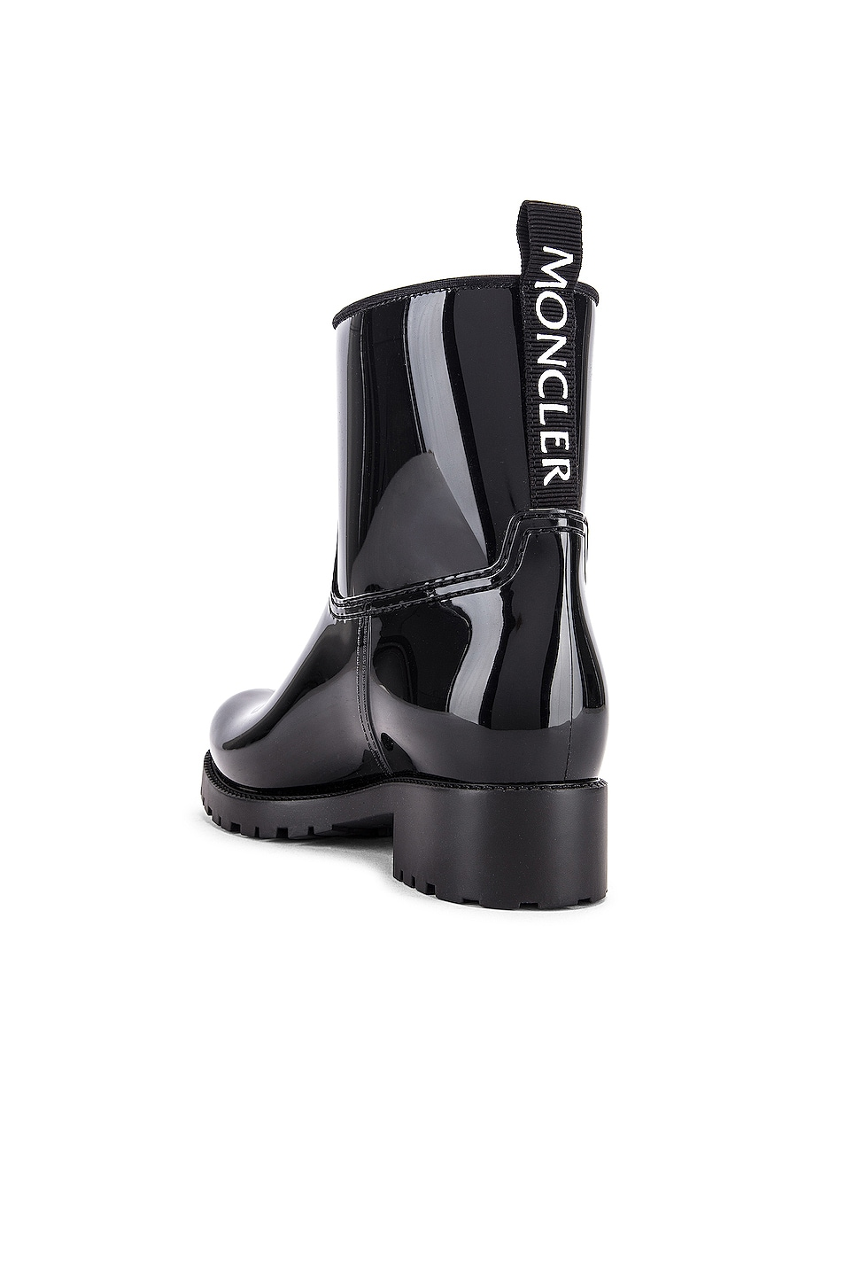 Image 3 of Moncler Ginette Stivale Boot in Black