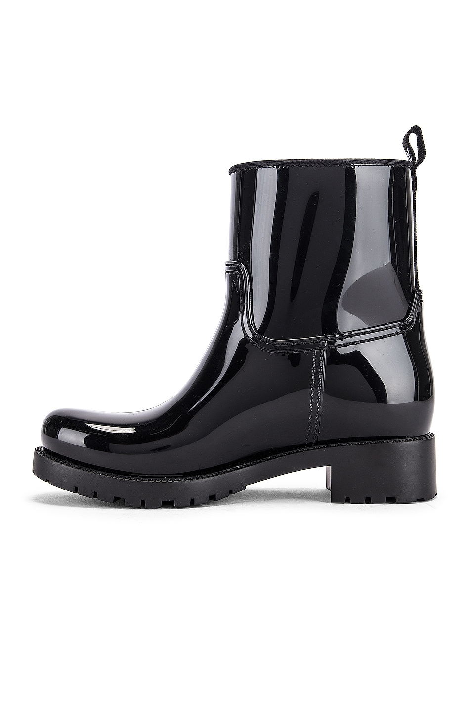 Image 5 of Moncler Ginette Stivale Boot in Black