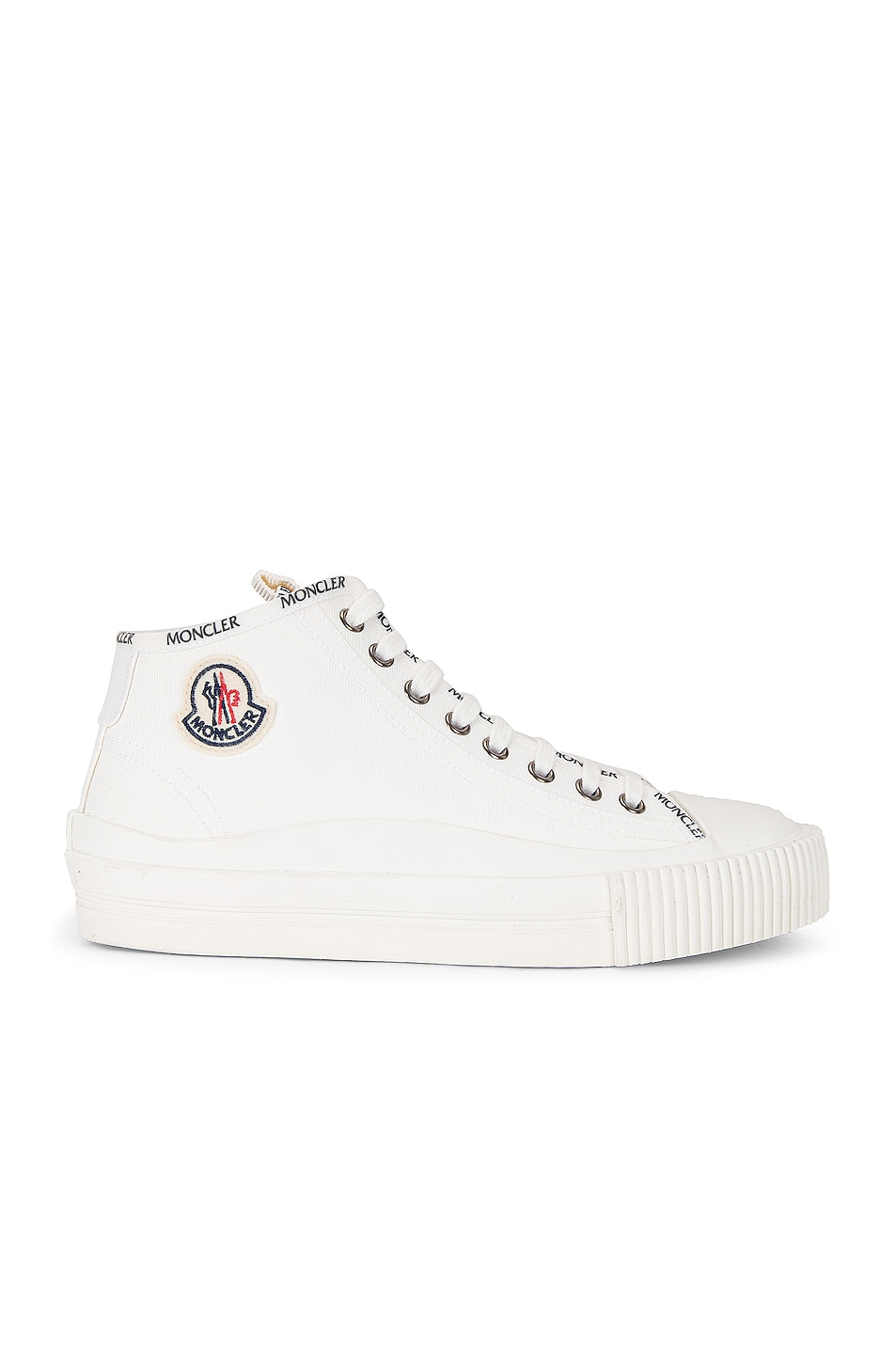Image 1 of Moncler Lissex Sneaker in White
