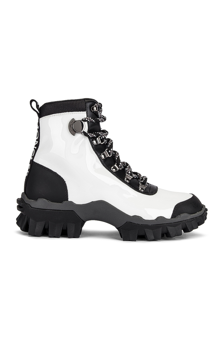 Image 1 of Moncler Helis Hiking Boot in White