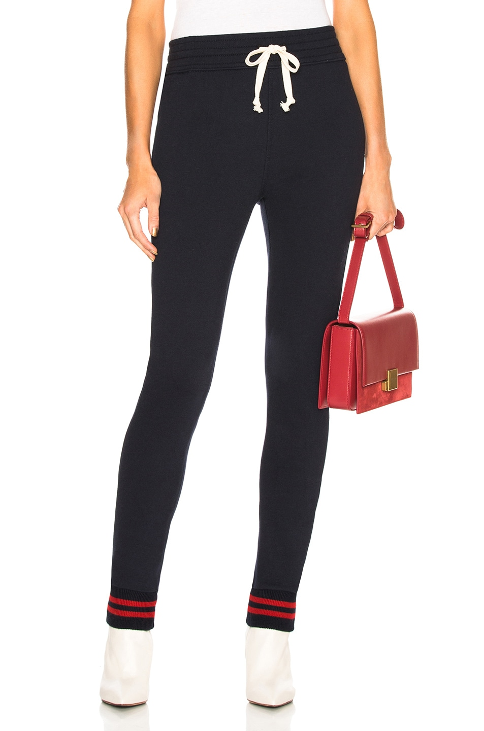 Slim Gym cotton sweatpants Mother Clearance For Sale gDNpHI