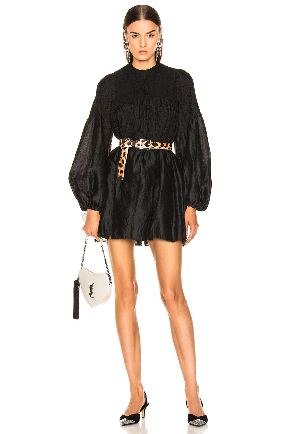 Image 1 of Marques ' Almeida Short Dress in Black