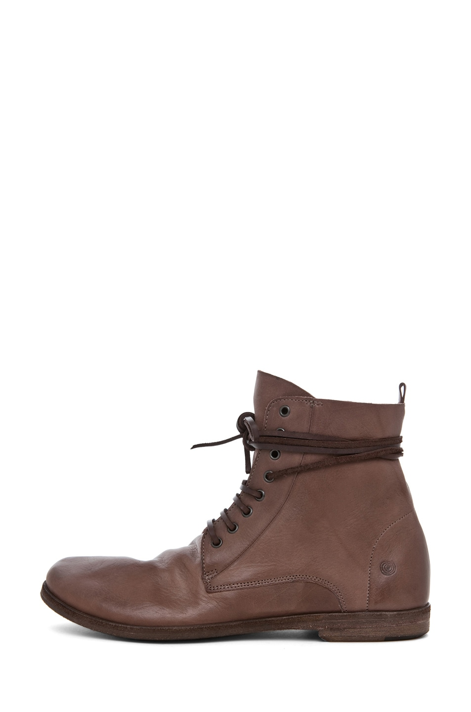 Image 1 of Marsell Lista Boots in Taupe