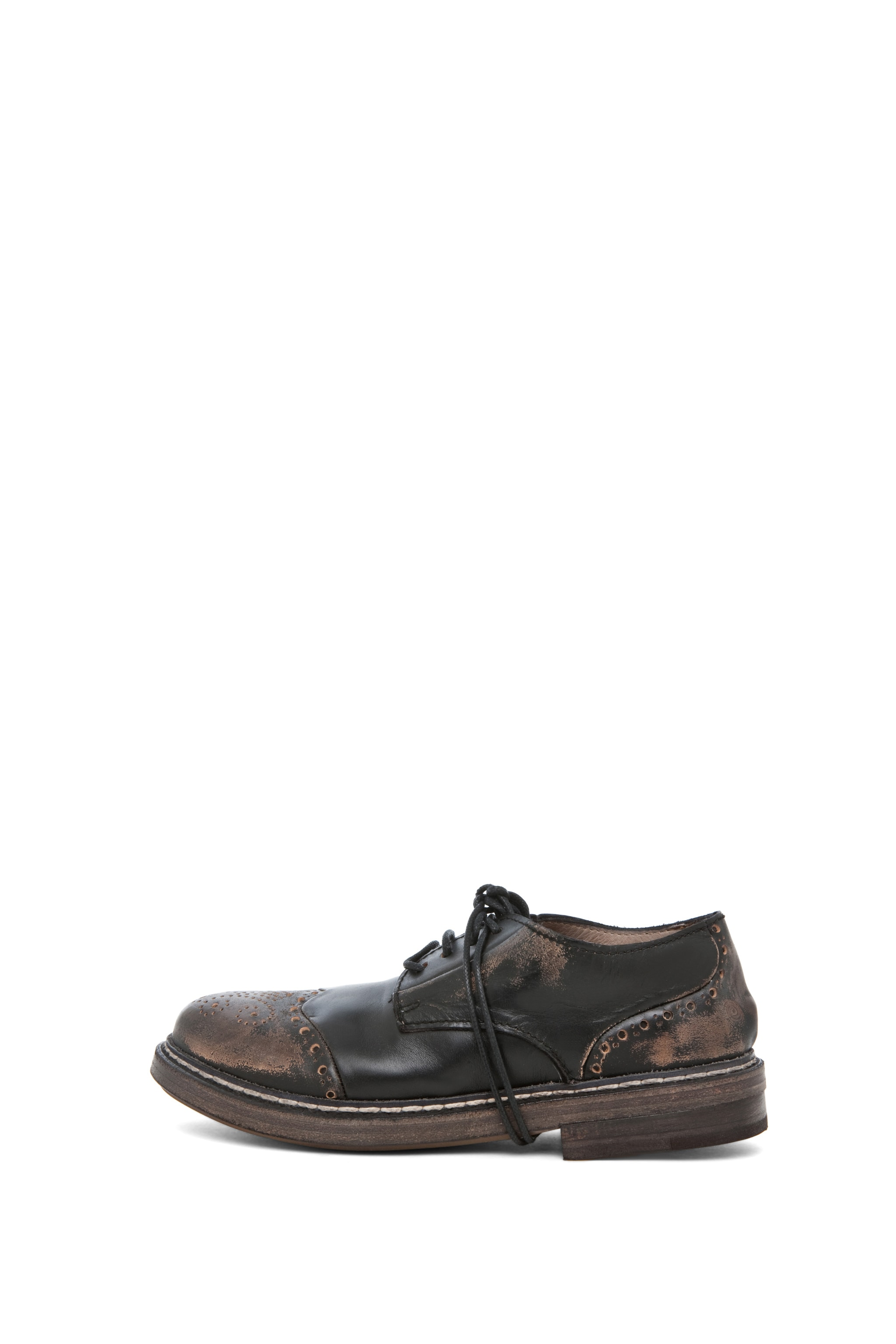 Image 1 of Marsell Gru Oxford in Black