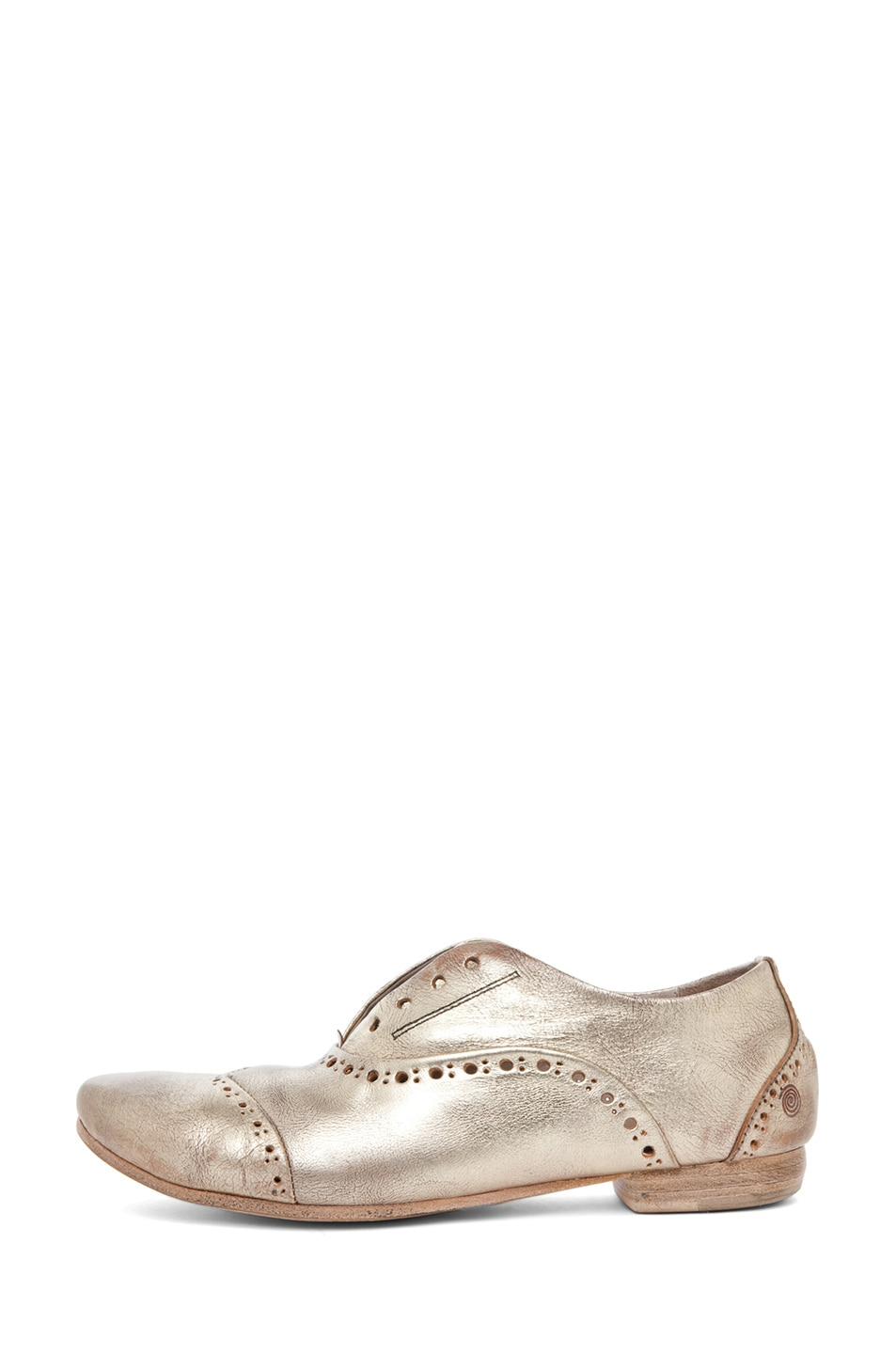 Image 1 of Marsell Lupin Loafer in Gold