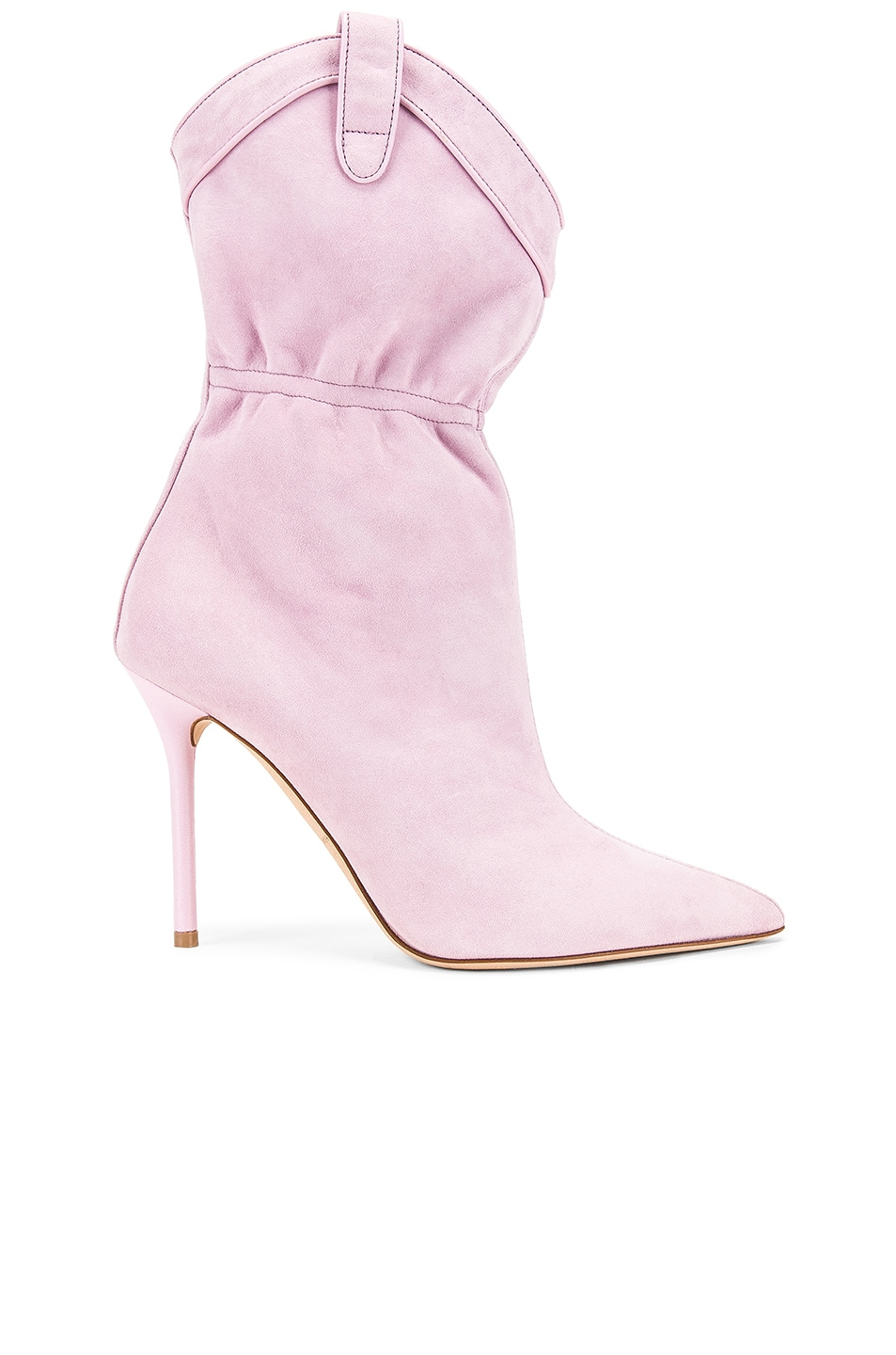 Image 1 of Malone Souliers Daisy Boot in Dusty Pink