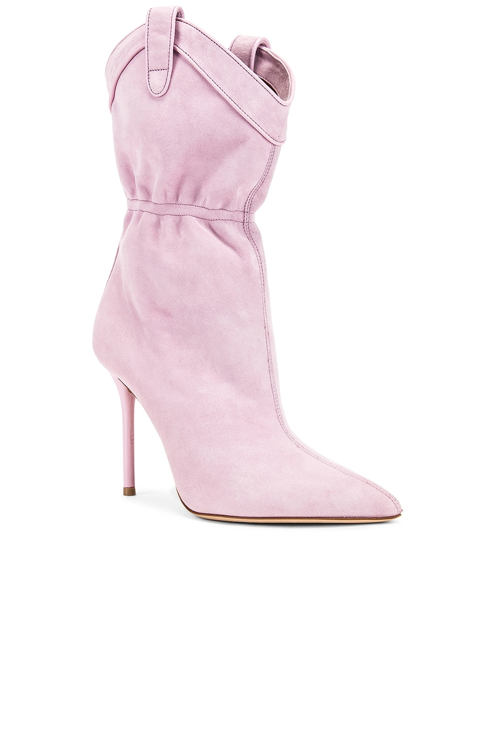 Image 2 of Malone Souliers Daisy Boot in Dusty Pink