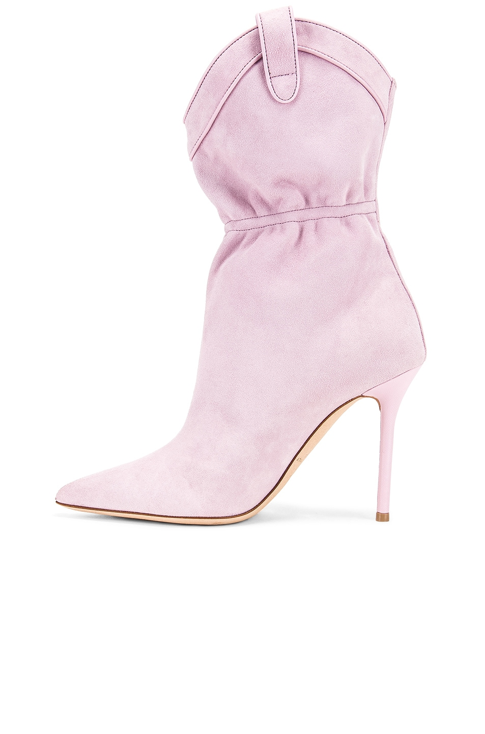 Image 5 of Malone Souliers Daisy Boot in Dusty Pink