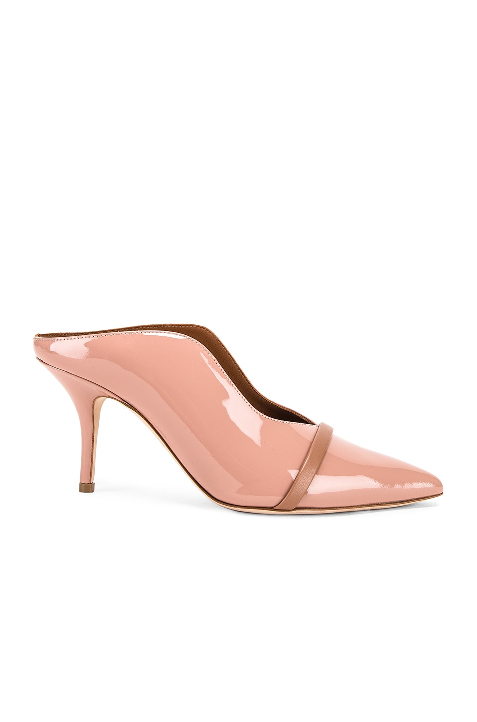 Image 1 of Malone Souliers Constance MS 70 Heel in Nude