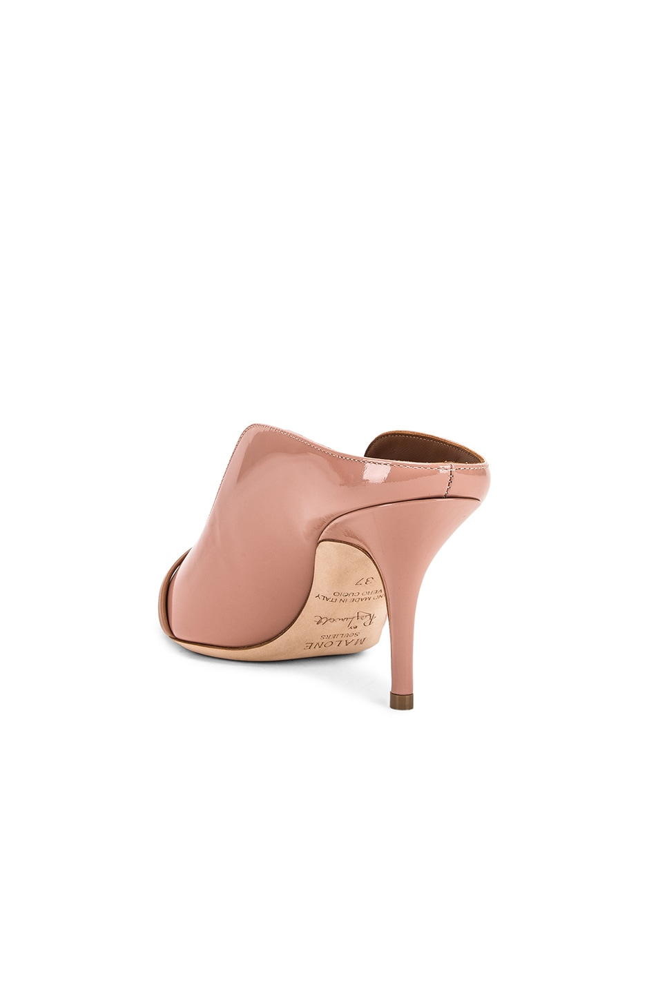 Image 3 of Malone Souliers Constance MS 70 Heel in Nude