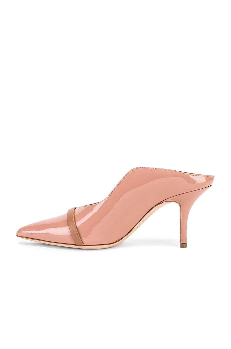 Image 5 of Malone Souliers Constance MS 70 Heel in Nude