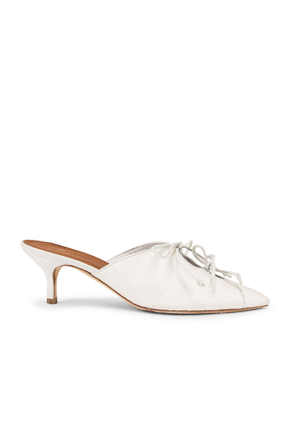 Image 1 of Malone Souliers Victoria MS 45 Heel in White
