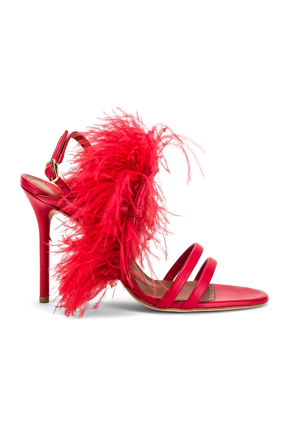 Image 1 of Malone Souliers Sonia MS 100 Heel in Red