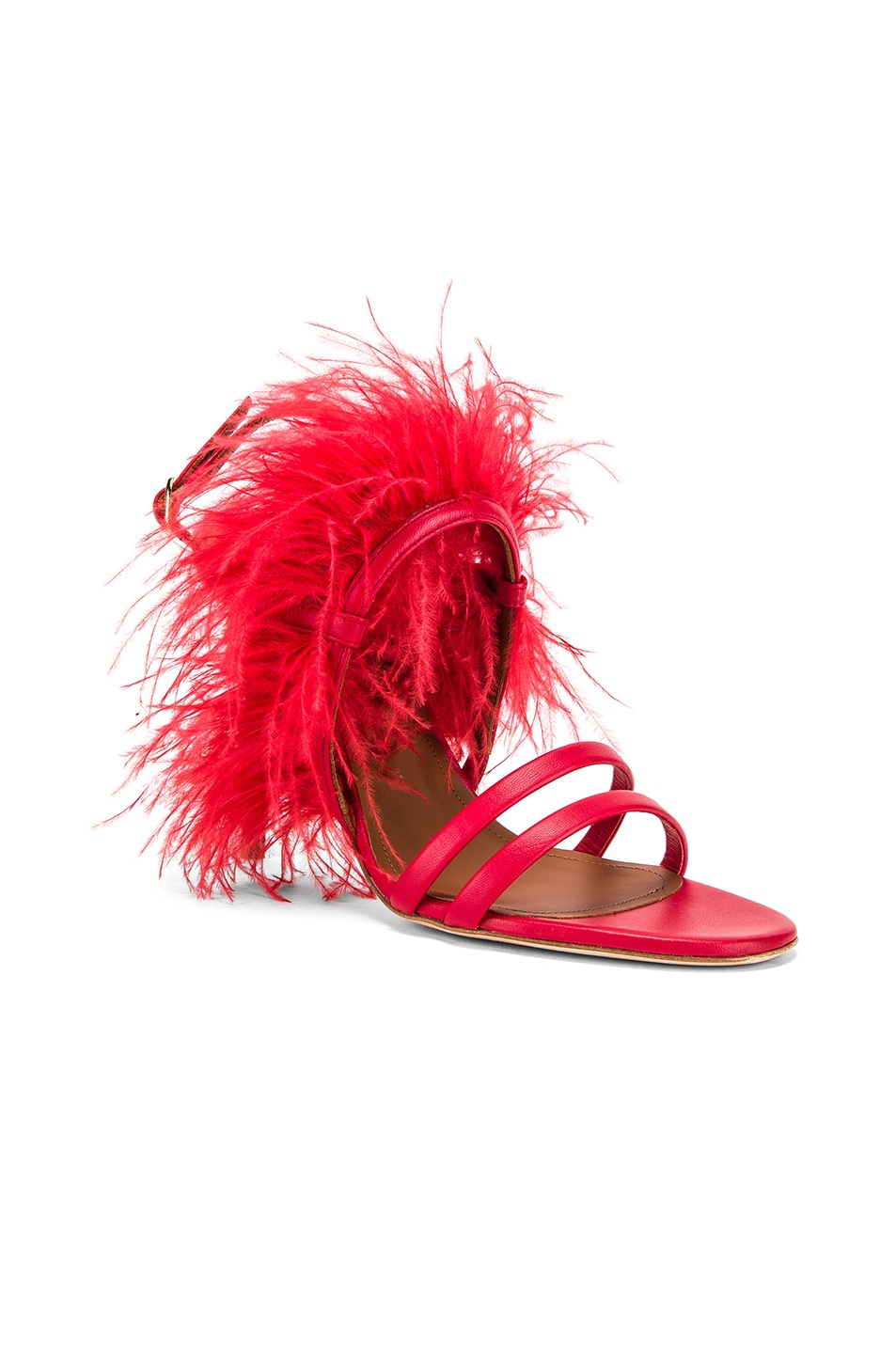 Image 2 of Malone Souliers Sonia MS 100 Heel in Red