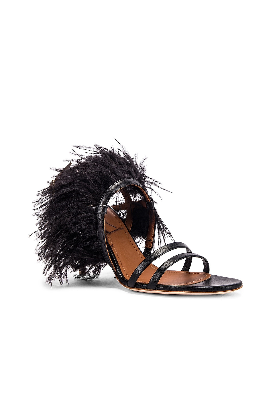 Image 2 of Malone Souliers Sonia MS 85 Heel in Black