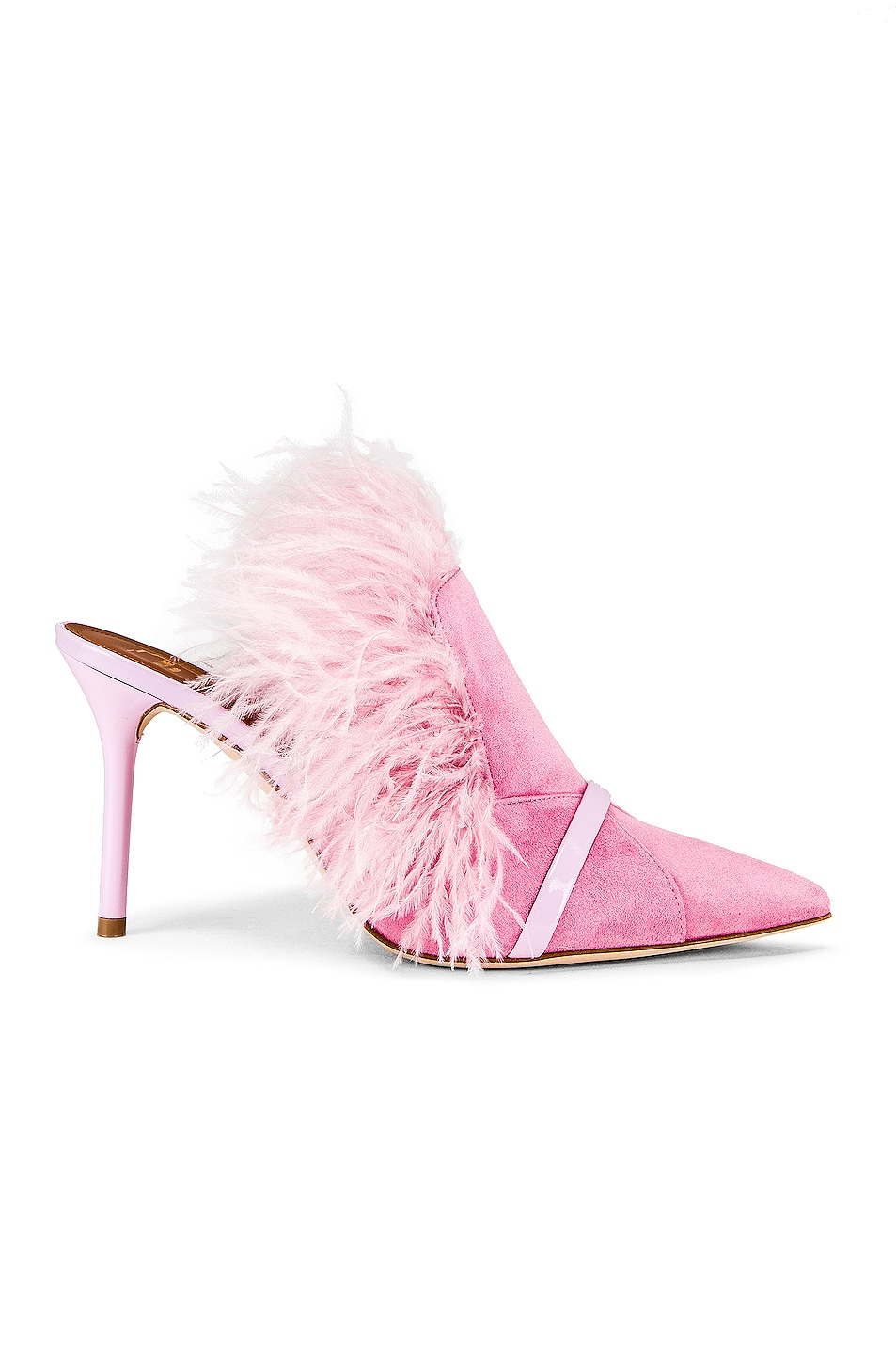 Image 1 of Malone Souliers Magda Heel in Pink