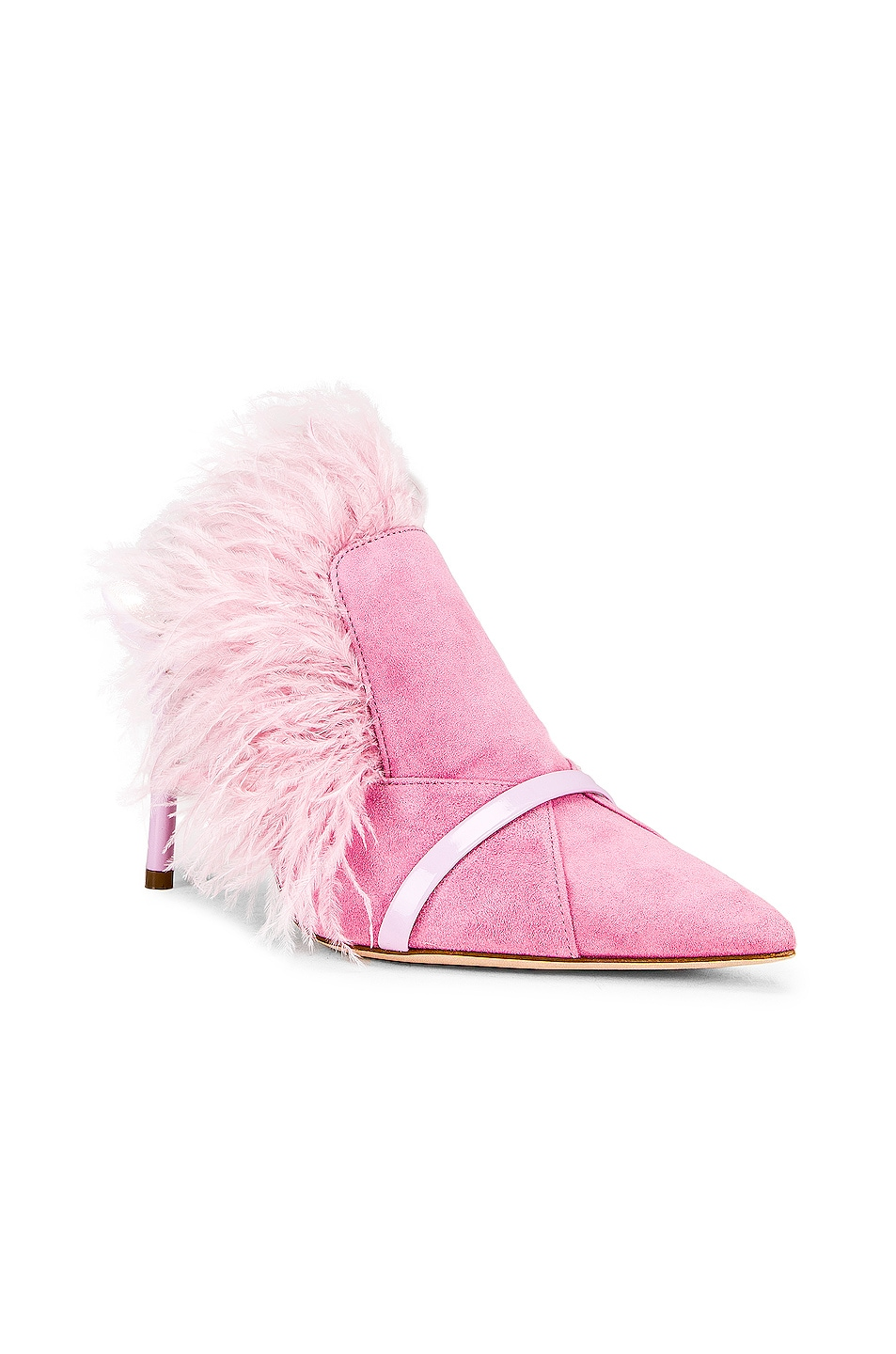 Image 2 of Malone Souliers Magda Heel in Pink