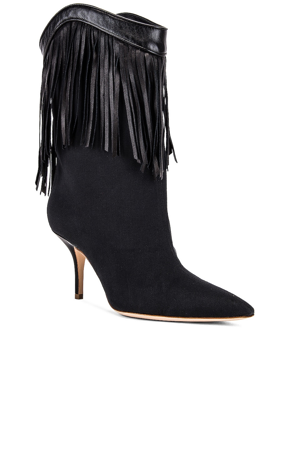 Image 2 of Malone Souliers Presley MS 70 Bootie in Black