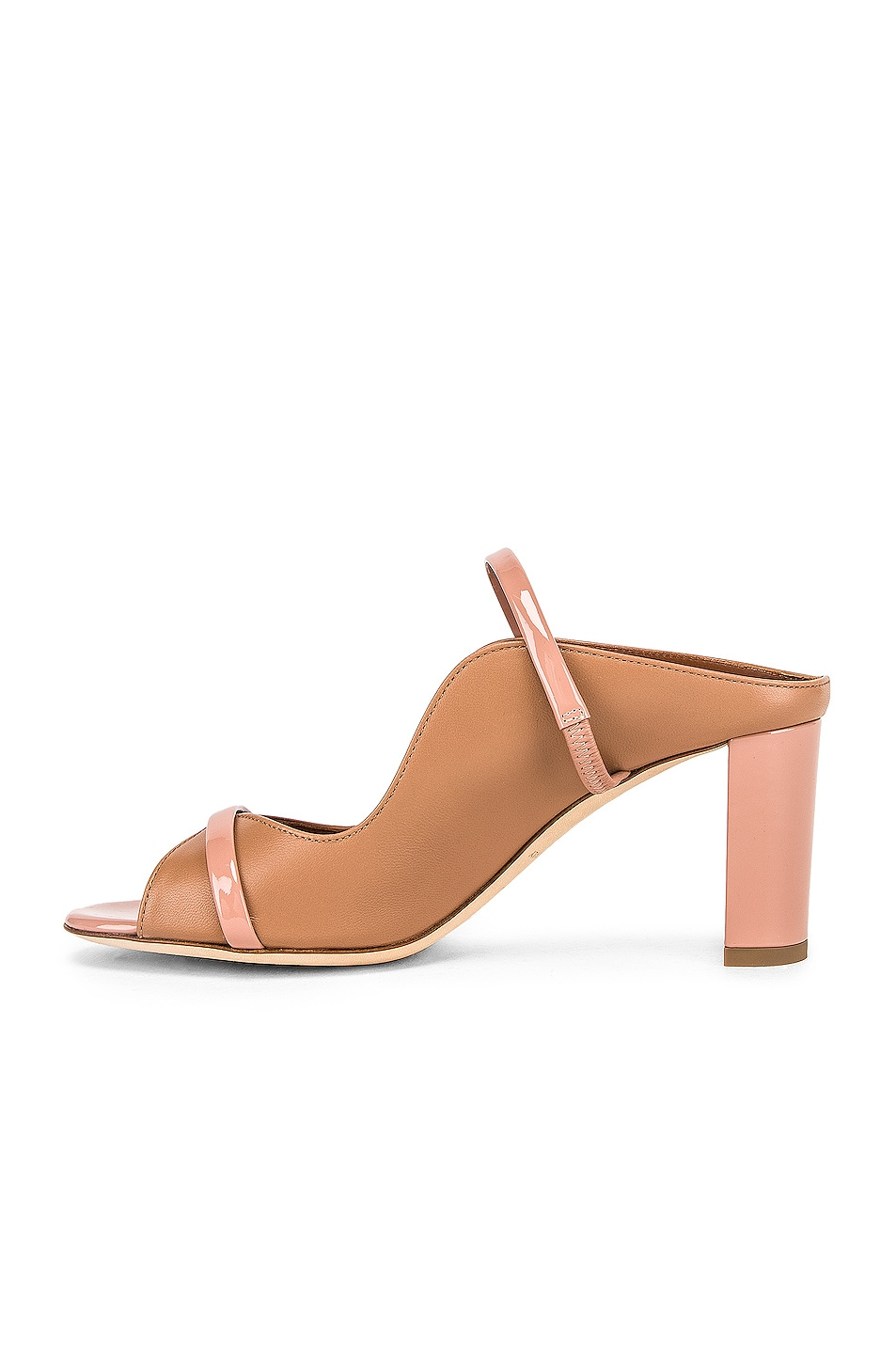 Image 5 of Malone Souliers Nora Heel in Nude & Blush