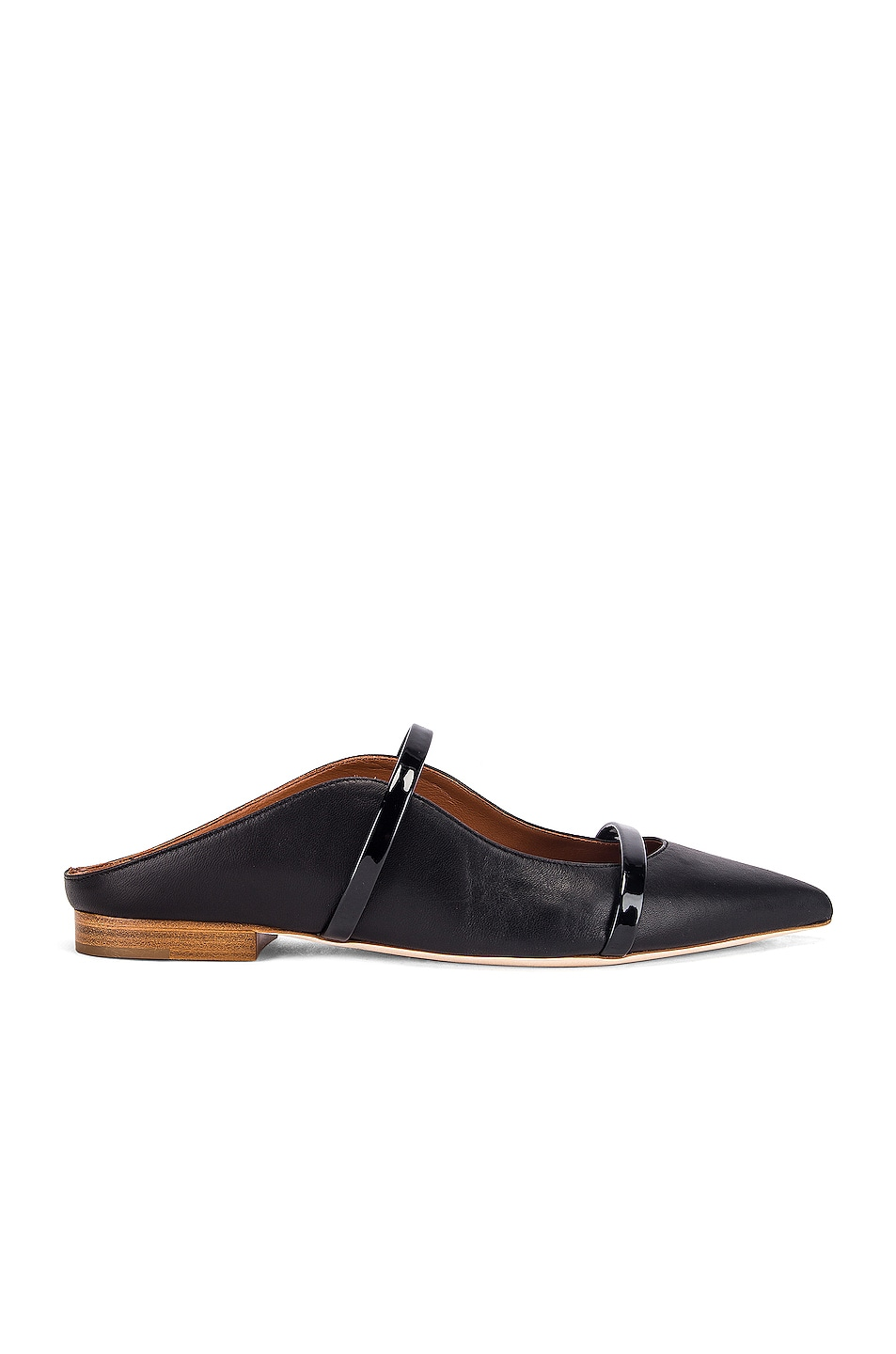 Image 1 of Malone Souliers Maureen MS Flat in Black