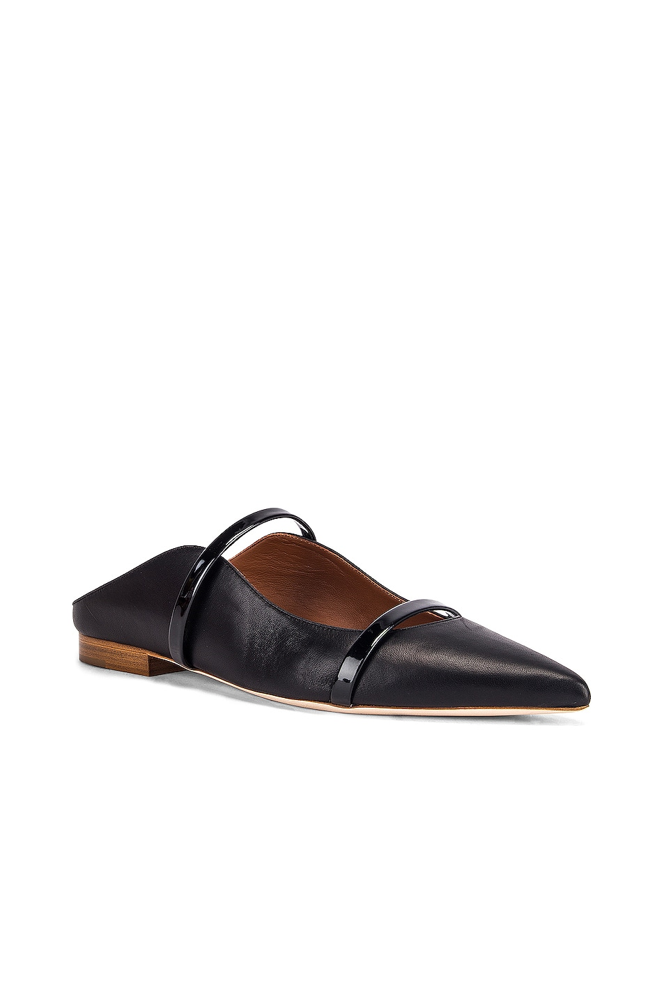 Image 2 of Malone Souliers Maureen MS Flat in Black