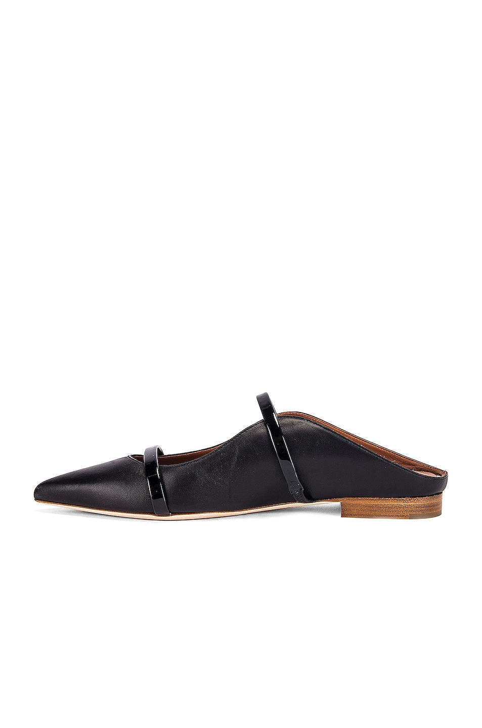 Image 5 of Malone Souliers Maureen MS Flat in Black