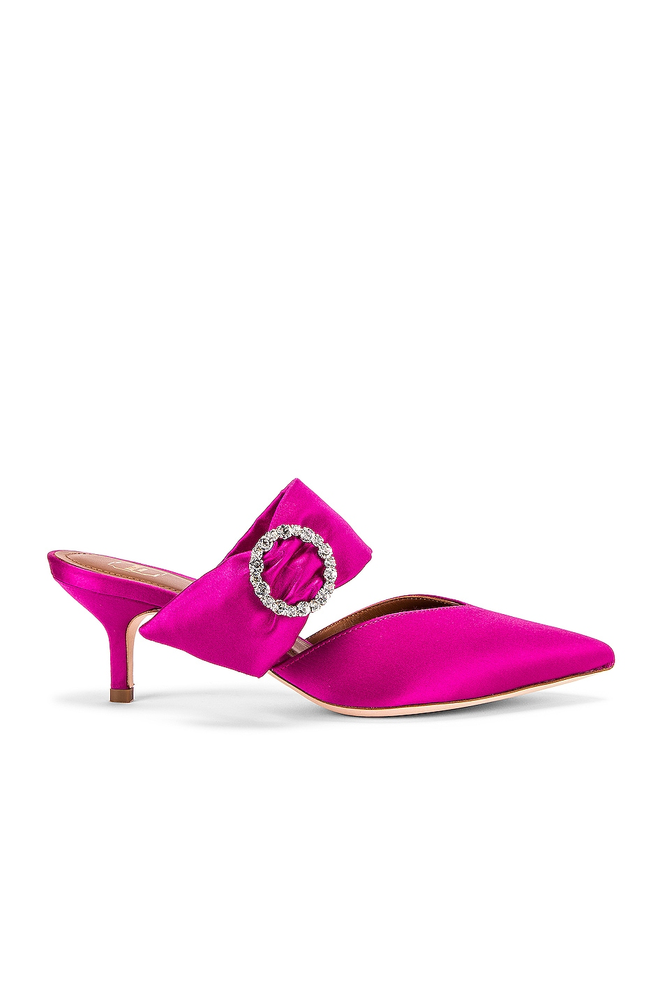 Image 1 of Malone Souliers Maite Crystal MS 45 Slide in Heather