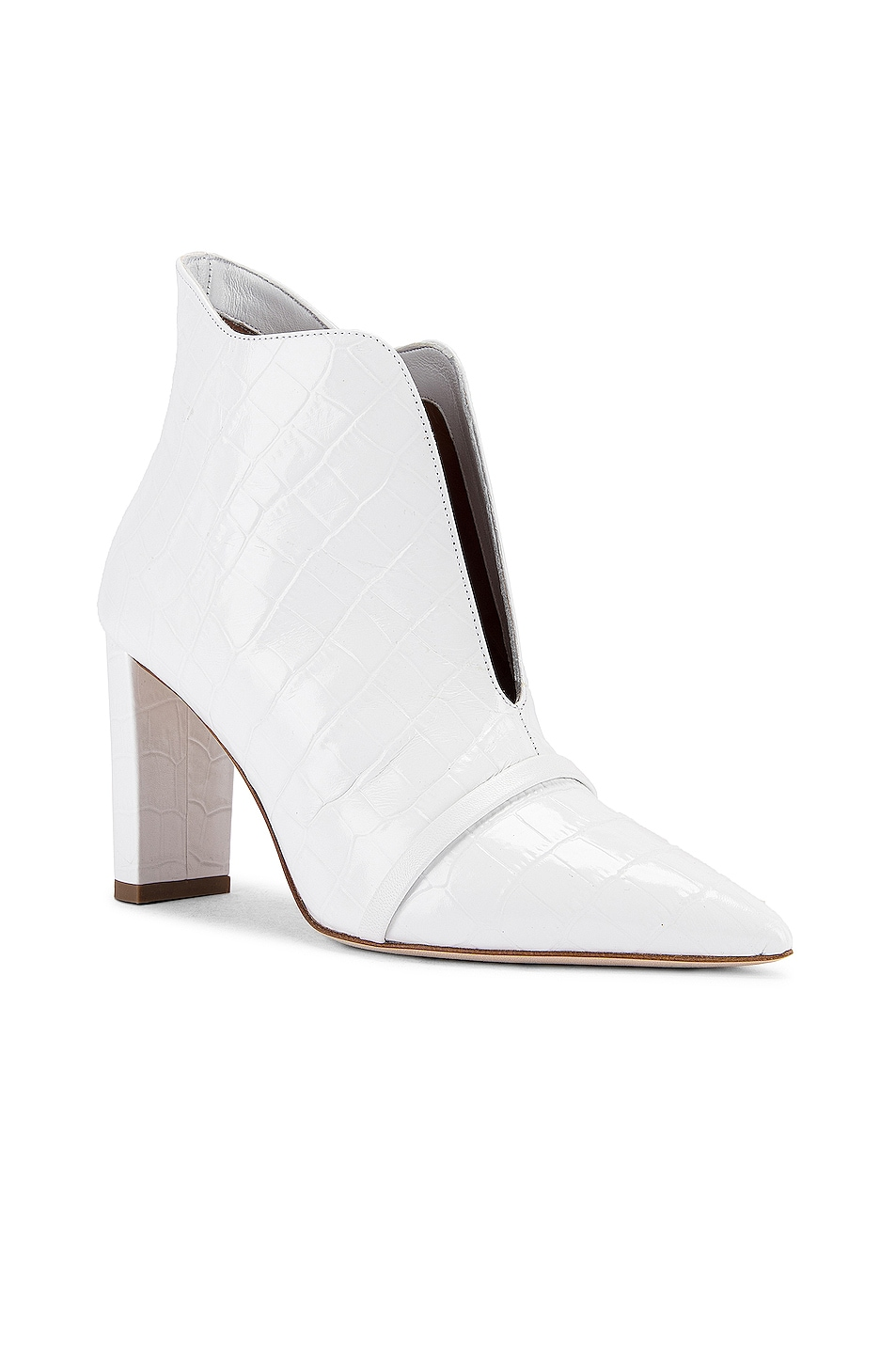 Image 2 of Malone Souliers Clara 85 Heel in White