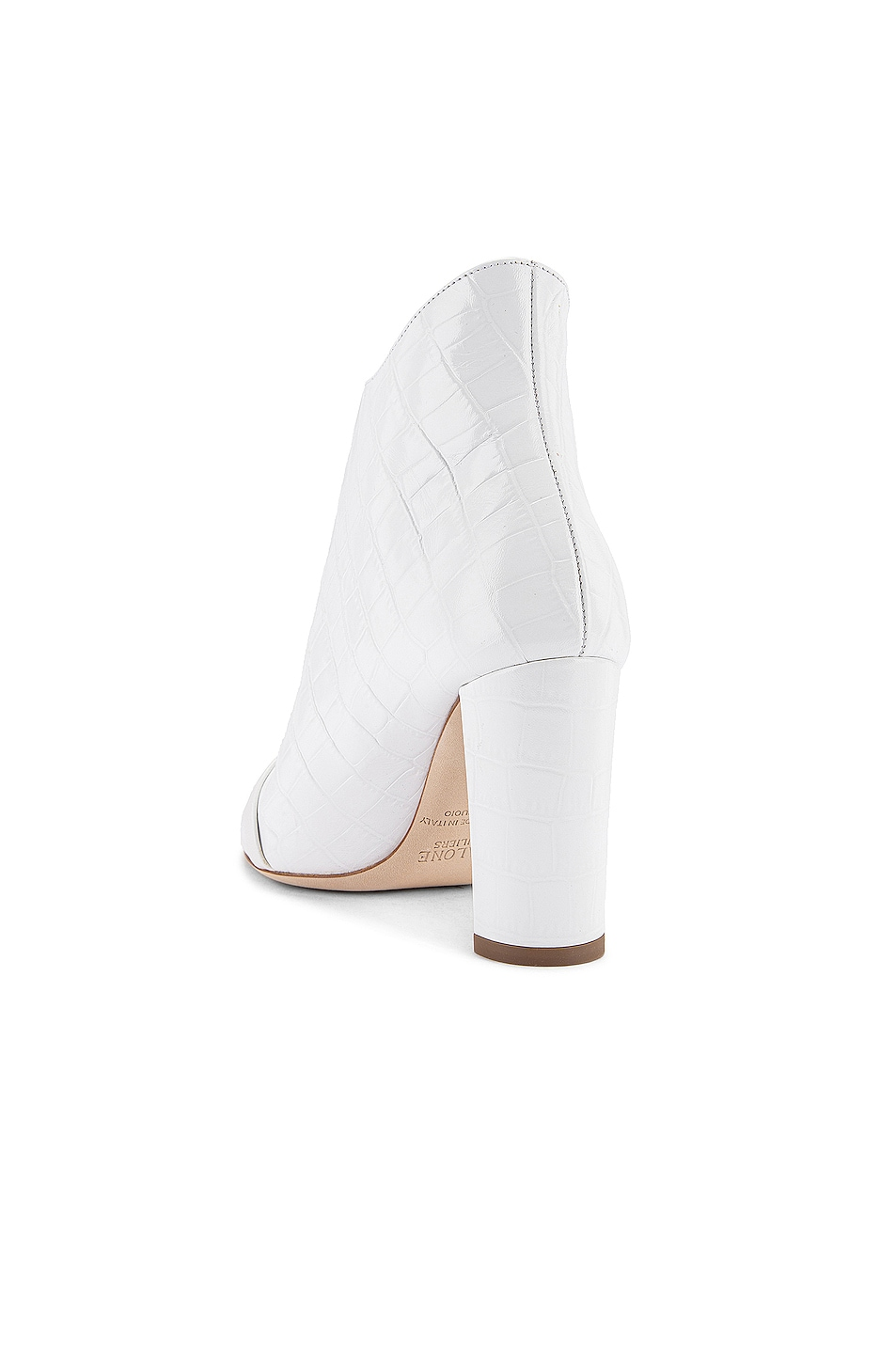 Image 3 of Malone Souliers Clara 85 Heel in White