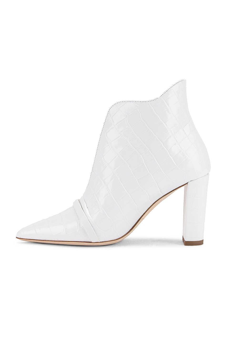 Image 5 of Malone Souliers Clara 85 Heel in White