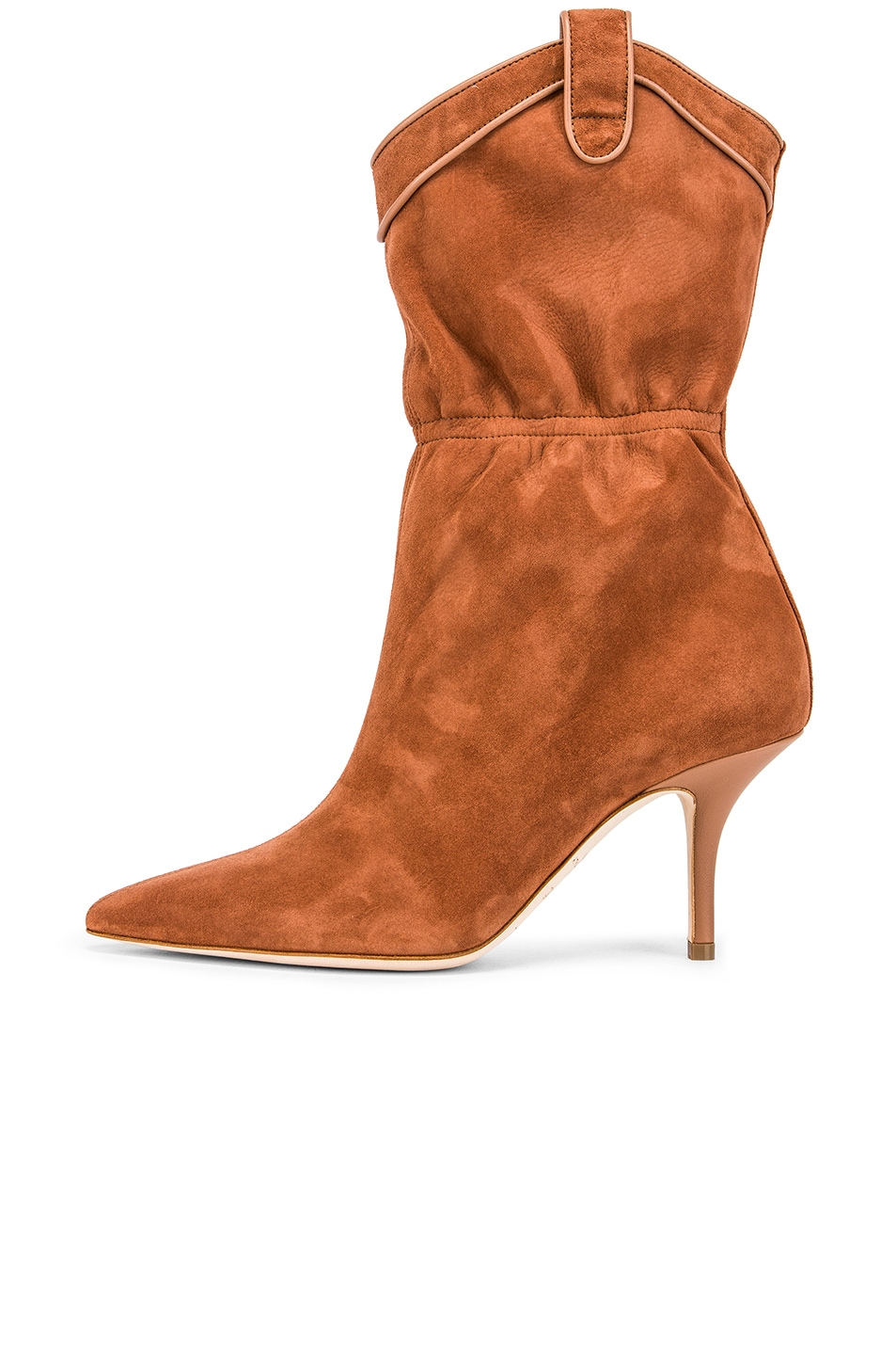 Image 5 of Malone Souliers Daisy Boot in Tan