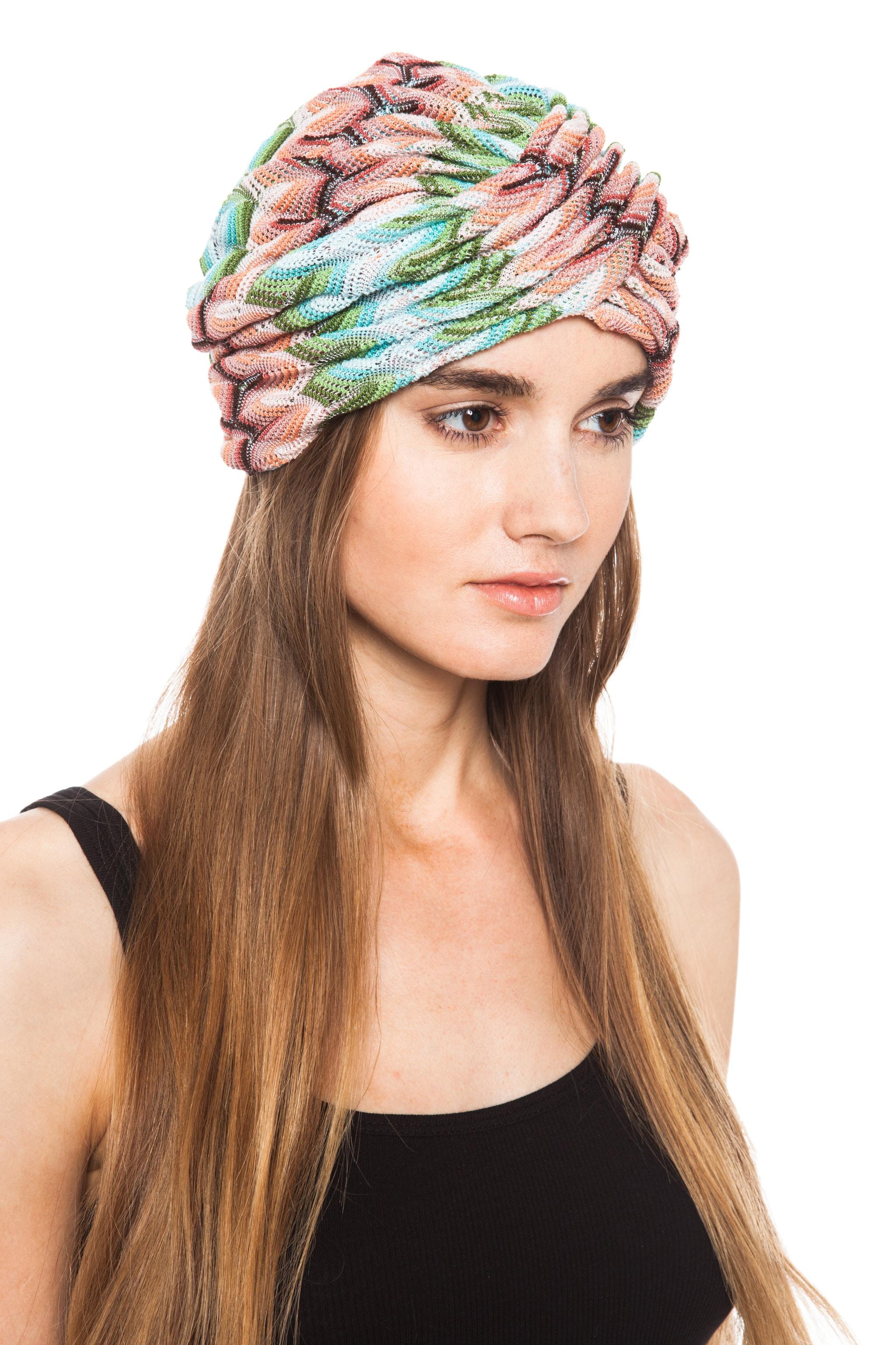 Knitted turban Missoni iAOOdcq