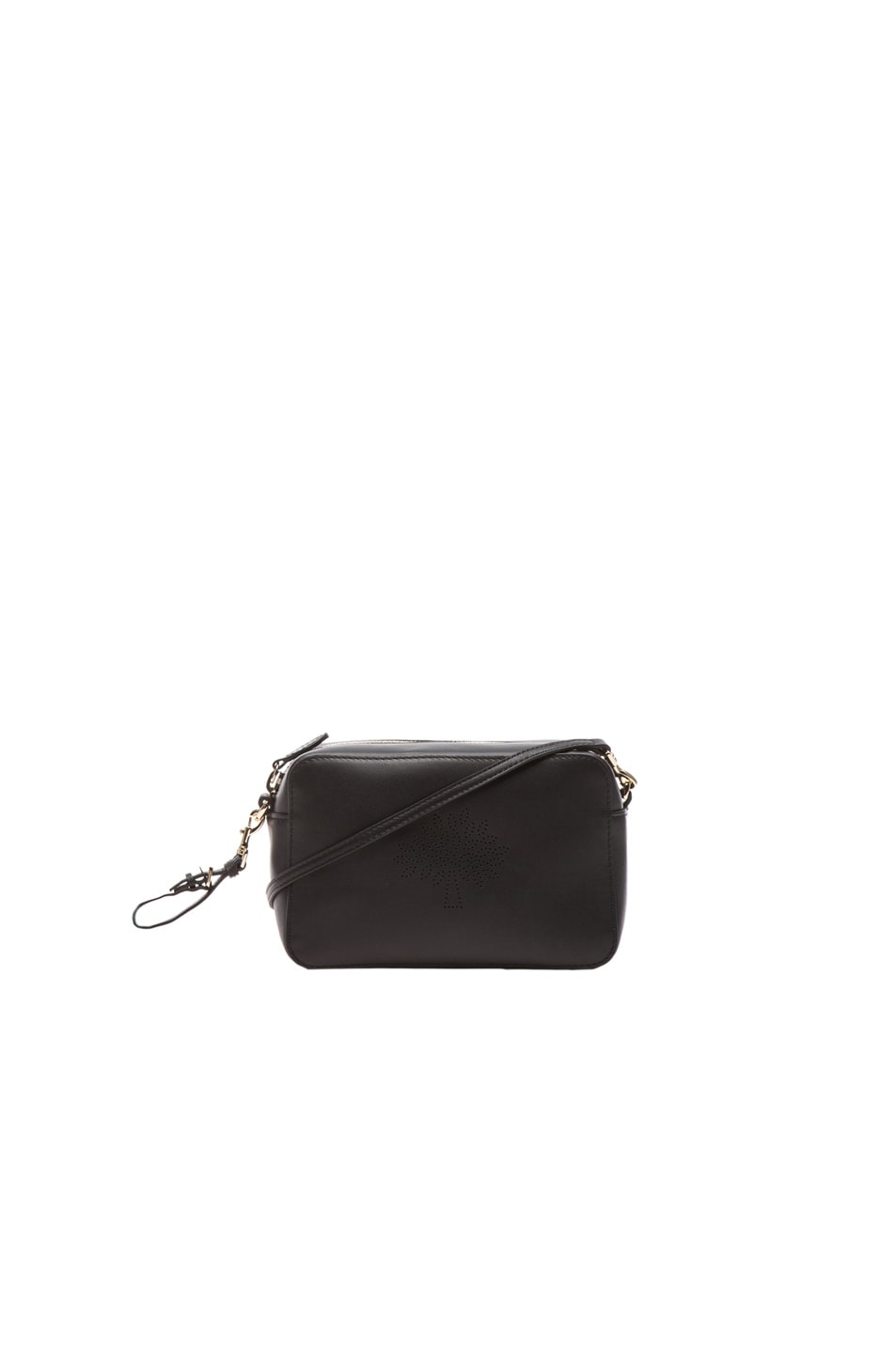 a04b543905 Image 1 of Mulberry Blossom Pochette in Black