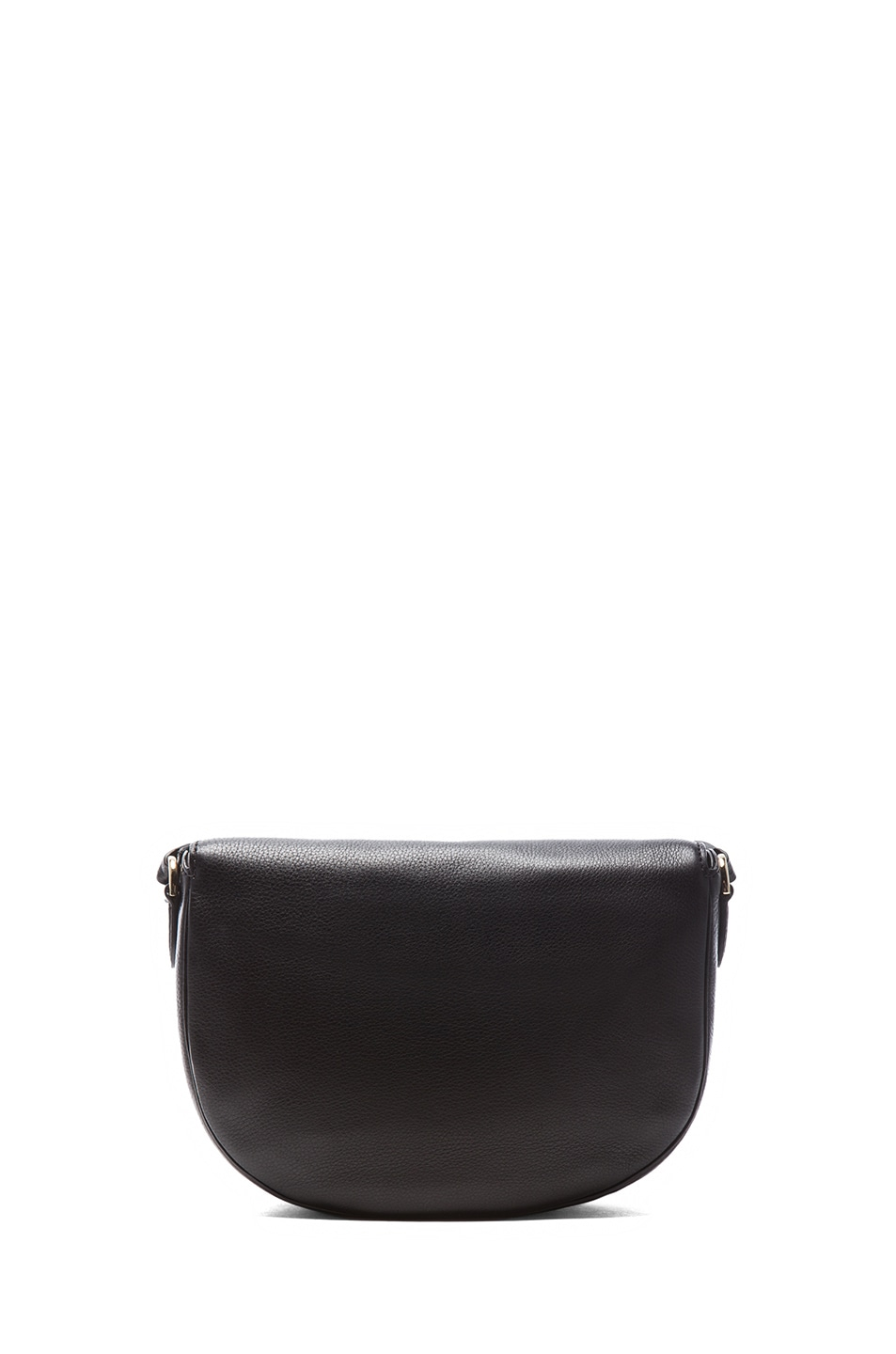 Image 2 of Mulberry Tessie Satchel in Black