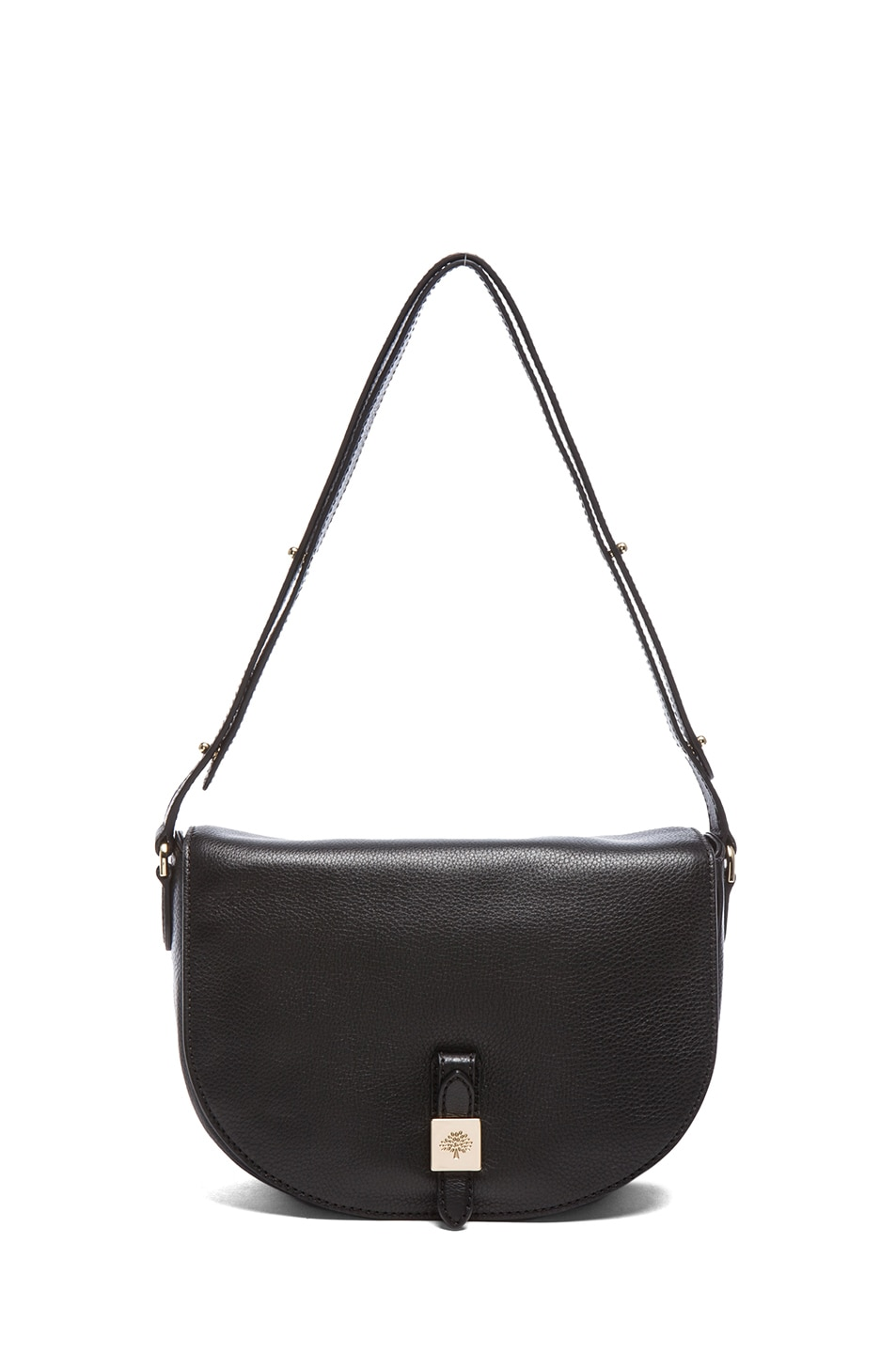 Image 5 of Mulberry Tessie Satchel in Black