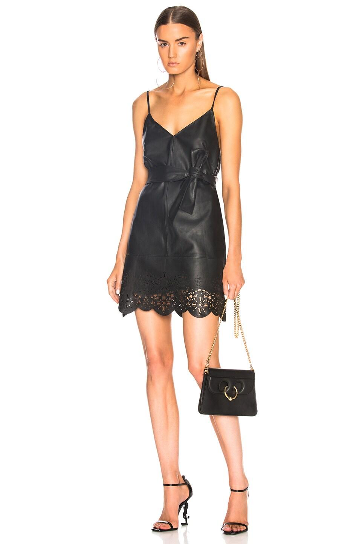 MARISSA WEBB BRISTOL DRESS IN BLACK
