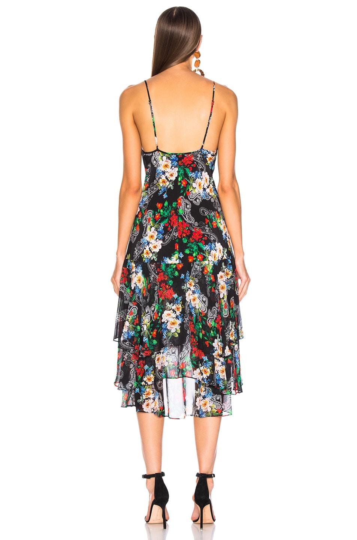 50%OFF Marissa Webb Illana Silk Print Dress Paisley Floral