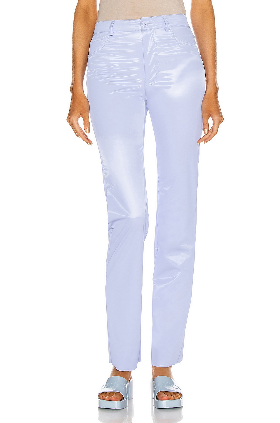 Image 1 of Maisie Wilen Galleria Pant in Lavender