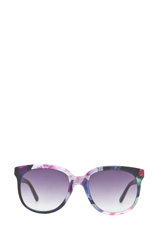 Image 1 of Matthew Williamson Sunglasses in Print