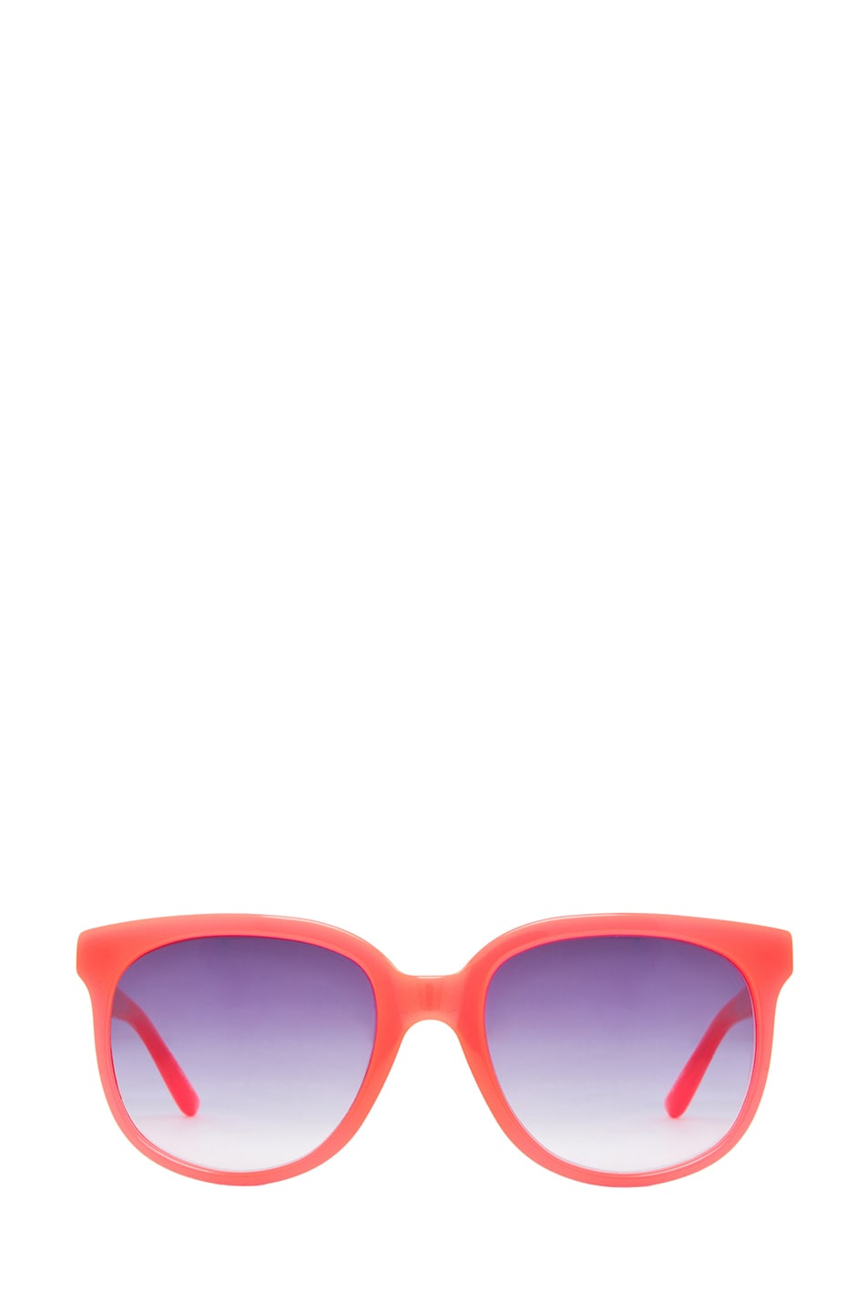 Image 1 of Matthew Williamson Sunglasses in Milky Neon Pink
