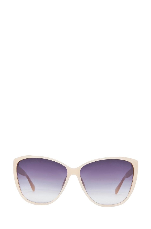 Image 1 of Matthew Williamson Cat Eye Sunglasses in Milky Peach