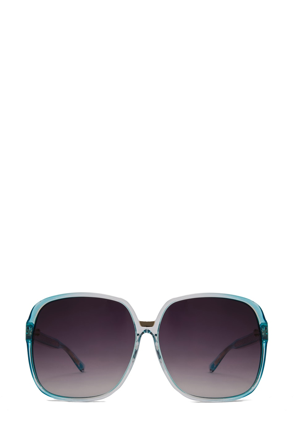 Image 1 of Matthew Williamson Gradient Sunglasses in Sky
