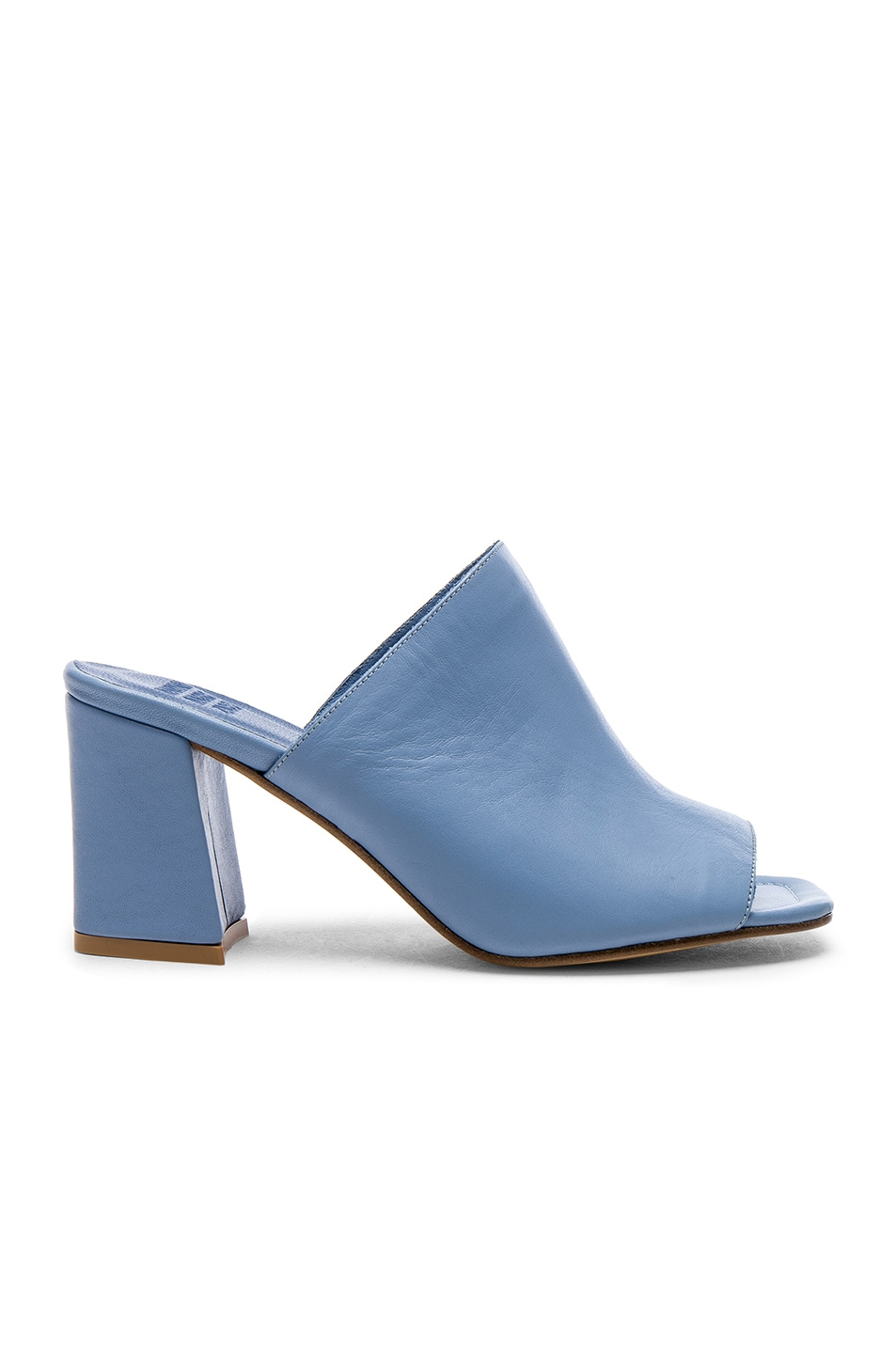 Image 1 of Maryam Nassir Zadeh for FWRD Penelope Mule in Slate Blue