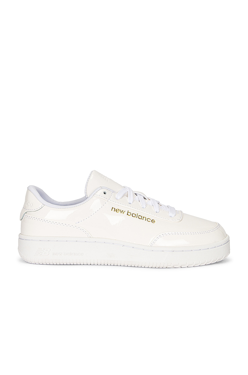 Image 1 of New Balance CTAlley Sneakers in White