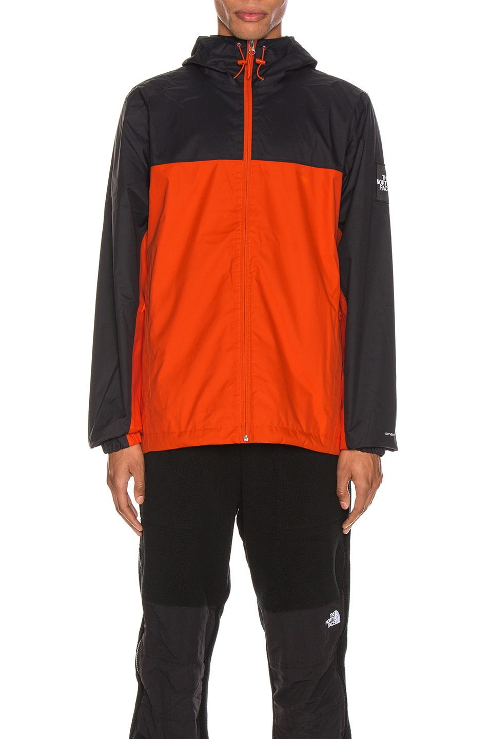 Image 3 of The North Face Black Box Mountain Q Jacket in NF00CR3QJ21