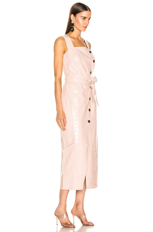 Image 2 of Nanushka Zora Dress in Blush