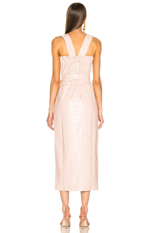 Image 4 of Nanushka Zora Dress in Blush